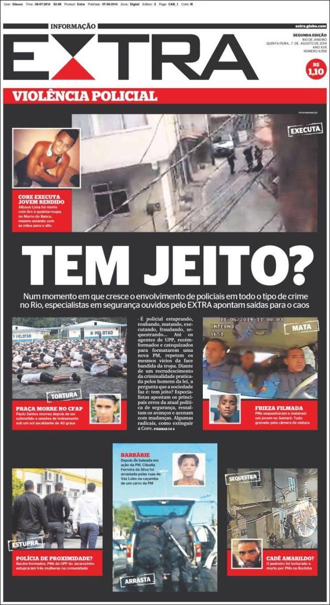 br_extra. polícia bandido crime