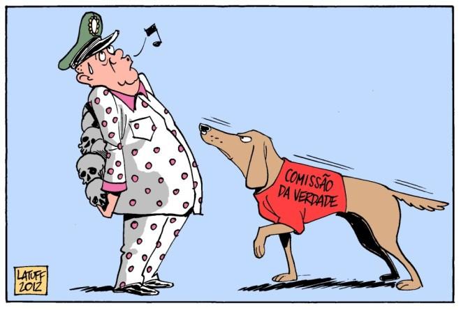comissao-da-verdade Latuff