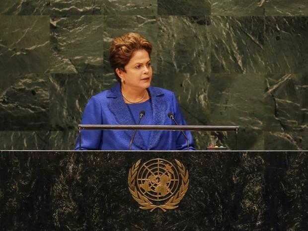 Discurso de Dilma foi o mais repudiado. Várias delegações deixaram o recinto no momento em que ela falava