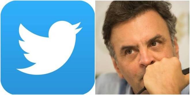 Judiciário, Twitter e internautas rechaçam ofensivas de Aécio por censura de redes sociais (Edição- Pragmatismo Político)