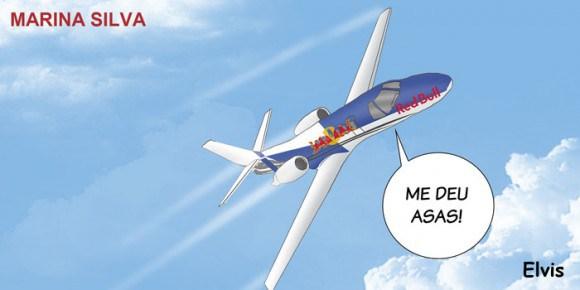 Marina avião