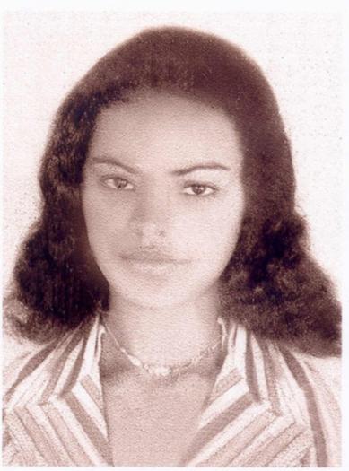 Marina aos 23 anos