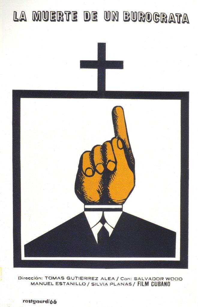 1966 La muerte de un burocrata (cub) 01