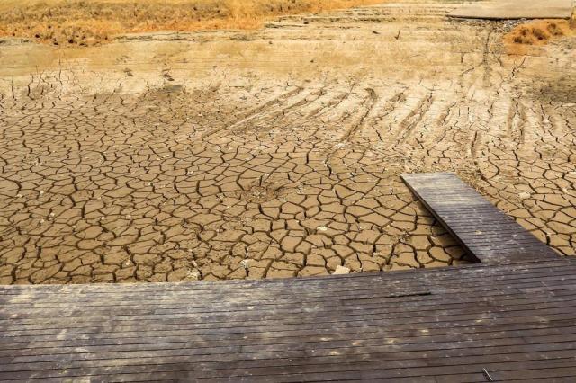 2 - Nível dos reservatórios do Sistema Cantareira chega a 4,1%. Foto André Lucas Almeida