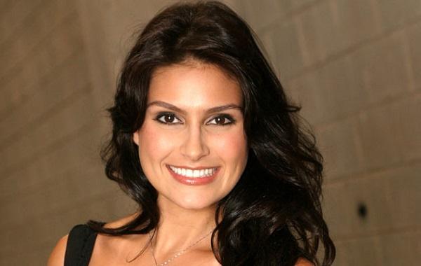 7 – A Miss Brasil Natália Guimarães