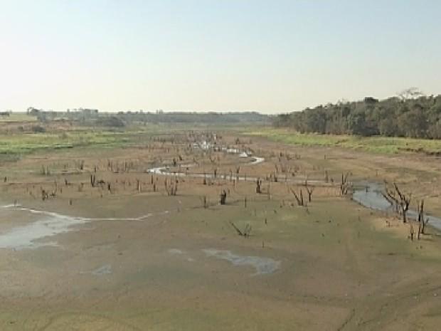 Córrego Lafon, afluente do Rio Tietê