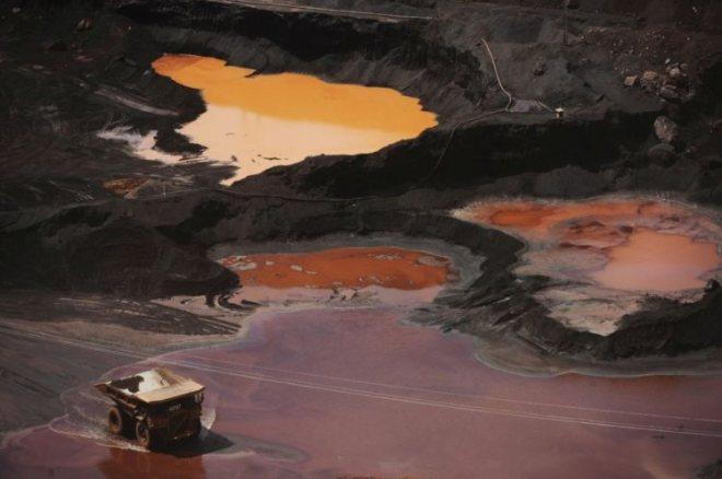 Ferro Carajás, a maior mina de ferro em exploração no planeta LUNAE PARRACHO/REUTERS