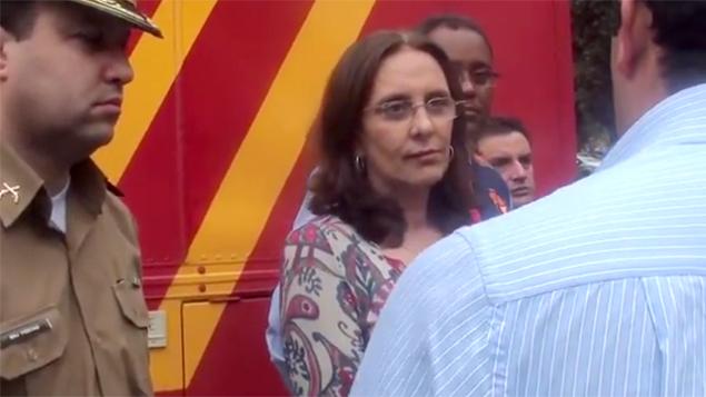 Irmã do senador Aécio Neves (PSDB-MG), Andrea Neves da Cunha é citada em processo