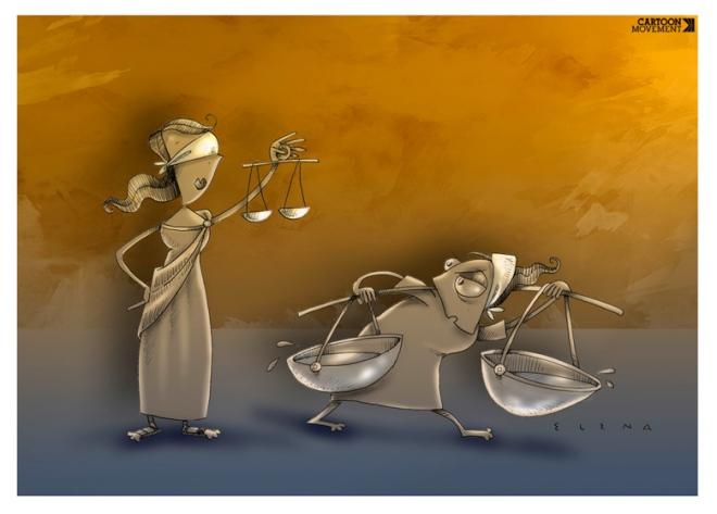 justiça água