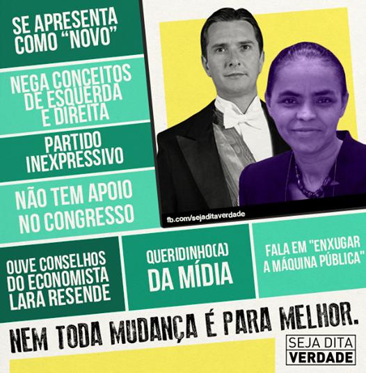 Marina Collor mudança