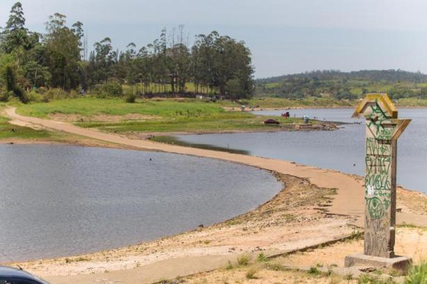Reservatorio do Rio Jundiaí (28 de Setembro)