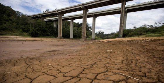 Seca atinge o sistema Cantareira, em São Paulo: REUTERS