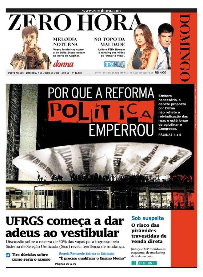 BRA_ZH reforma política