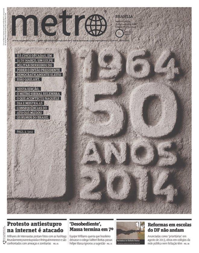 BRA^DF_MET golpe 50 anos