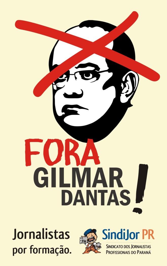 cartaz_gilmar_dantas