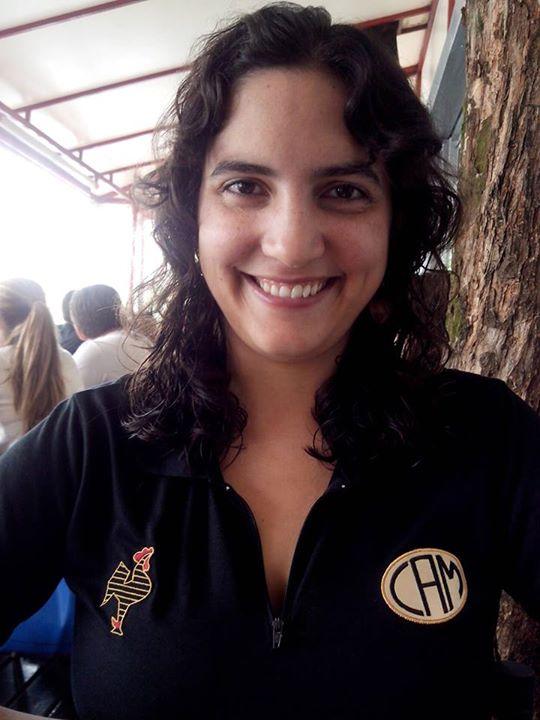 Cristina Moreno de Castro poeta e jornalista