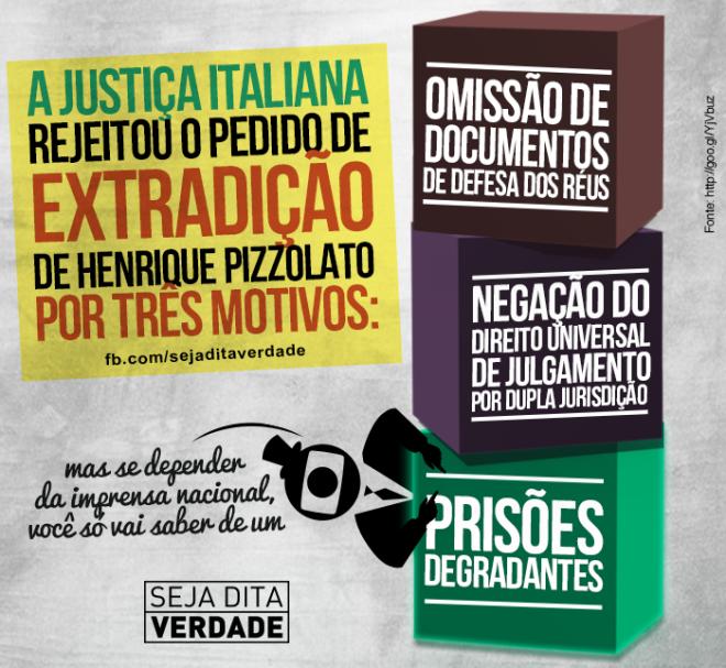 italiana mensalão justiça barbosa