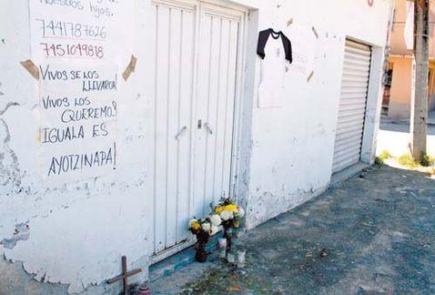 El lugar del segundo tiroteo, donde murieron dos muchachos. (Jorge Carballo)