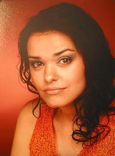 Modelo Cristiana Aparecida Ferreira, assassinada pela Mensalão Tucano