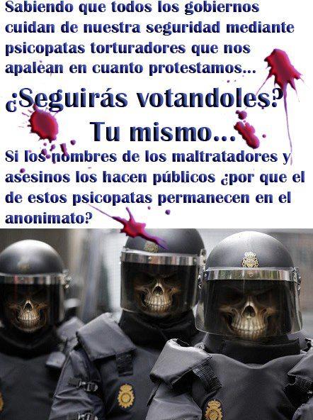 polícia terror repressão morte milícia