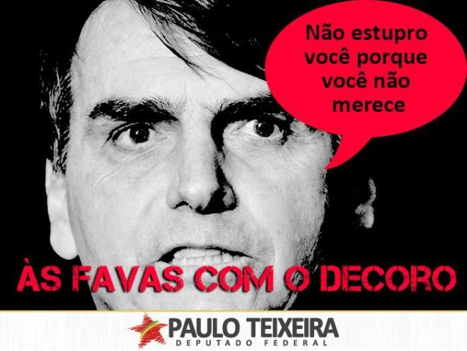 Bolsonaro estupro 2