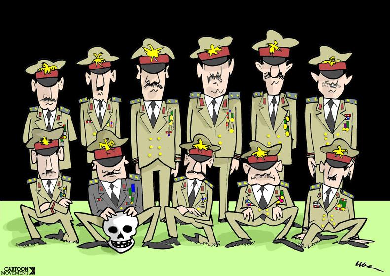 Resultado de imagem para corrupção na ditadura militar