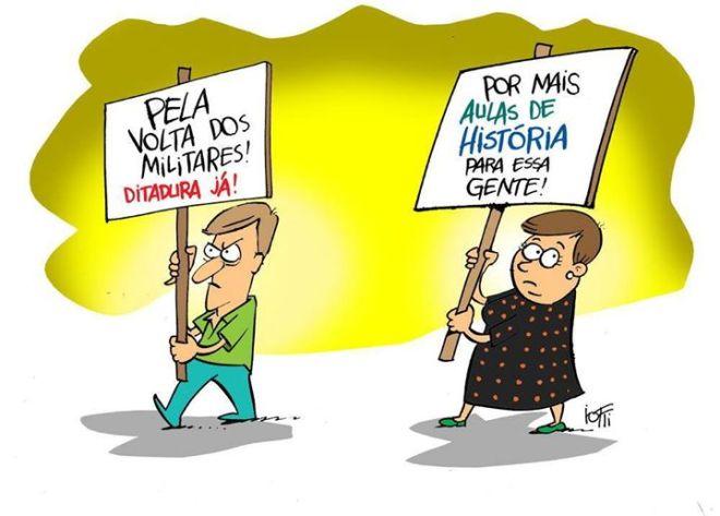 golpe ditadura