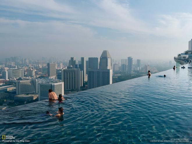 Hotel Marina em Singapura