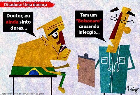 thiagolucas ditadura bolsonaro