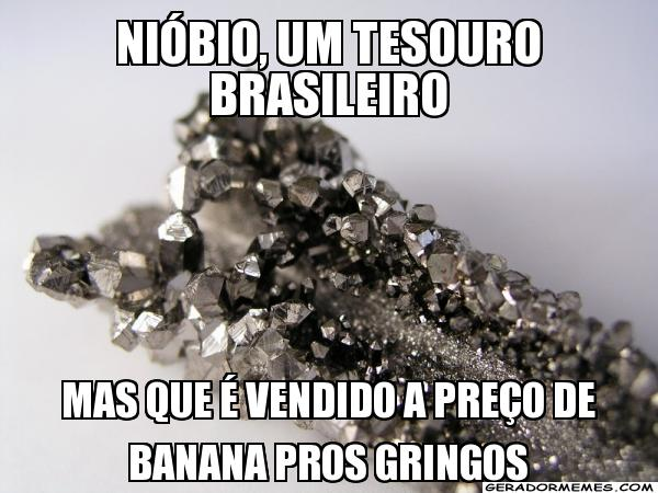 1 nióbio banana