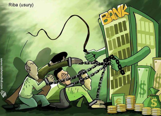 banco agiotagem escravo usurário rasha mahdi