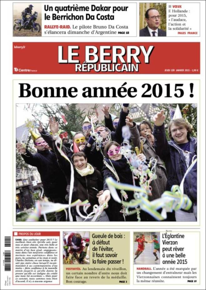 berryrepublicain. França 2015