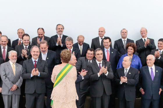 Dilma orquestra