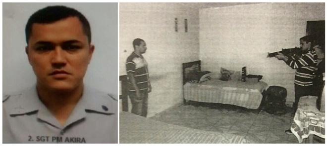 Pedreiro Vagner de Sousa Ribeiro, negro e morador da zona leste de São Paulo, foi executado por PMs quando estava dominado e desarmado (Imagem: Pragmatismo Político)
