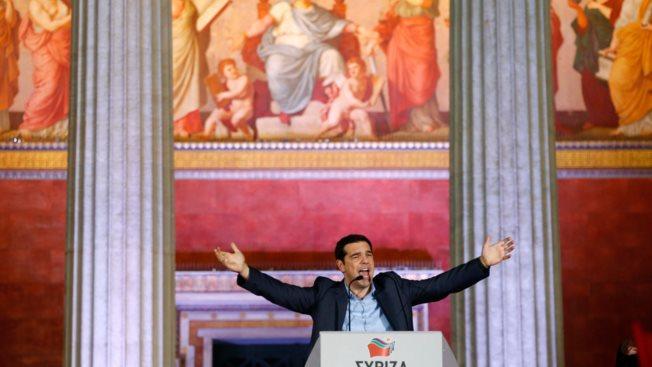 Vence  Syriza