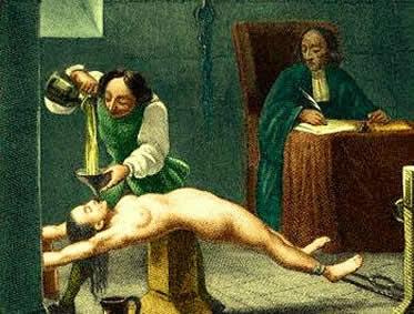 Tortura Inquisicao - H DO MUNDO