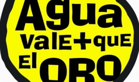 água ouro campanha Peru