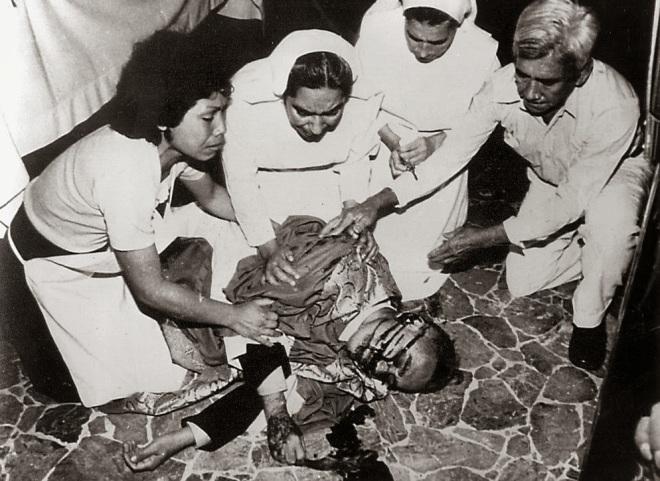 Monseñor Romero morto