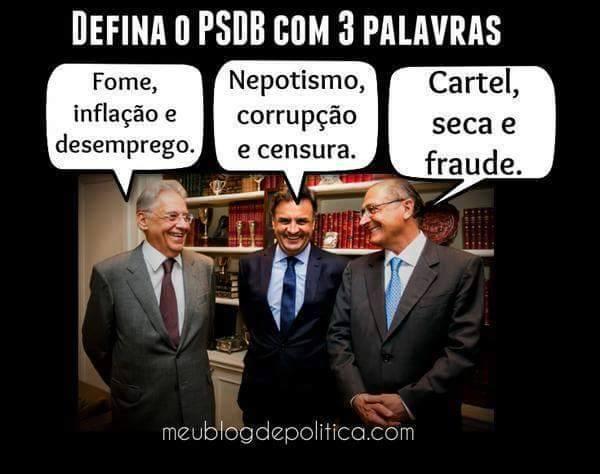 PSDB tucanos FHC