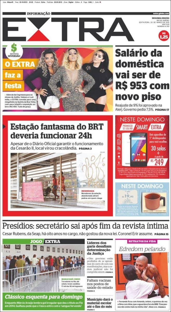 br_extra. salário doméstica