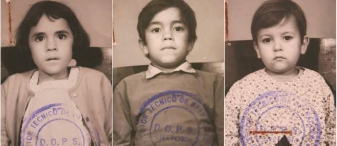 Crianças filhas de perseguidos pela ditadura militar no Brasil era fichadas pelo Dops
