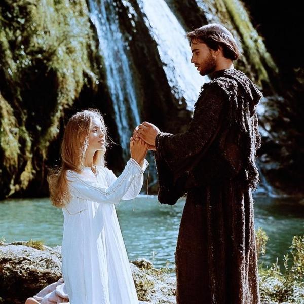 Irmão Sol, Irmã Lua (Fratello sole, sorella luna), do diretor Franco Zeffirelli. O filme de 1972 conta a trajetória