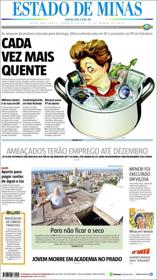 Aécio Neves comprou ações deste jornal vendido, conservador, tucano e direitista