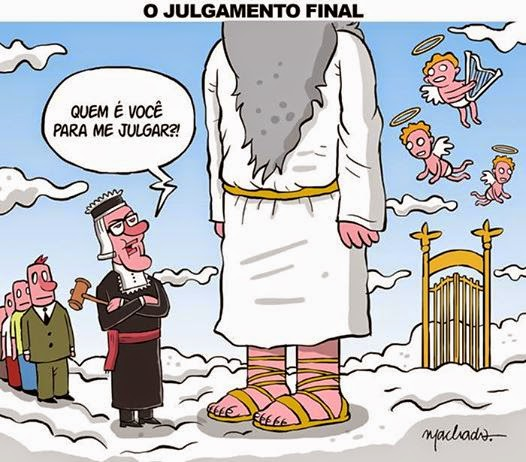 jus julgamento final justiça deus