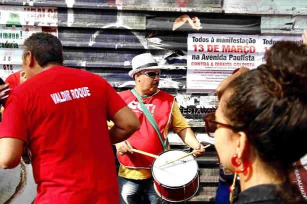 música tambor