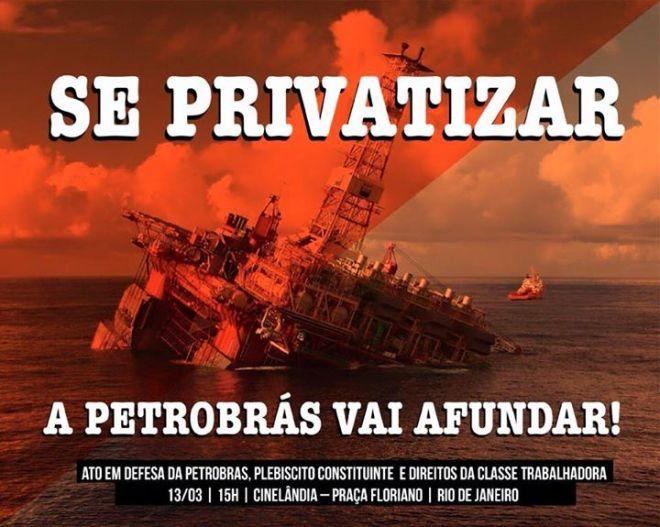 privatizar petro