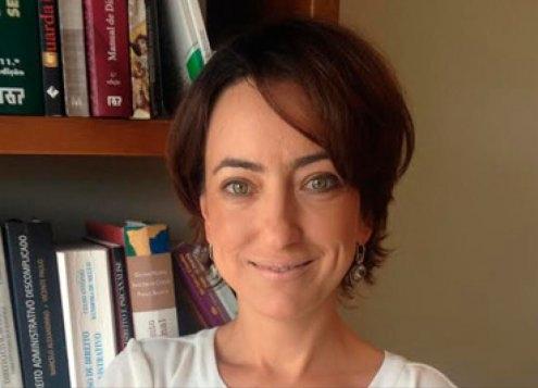 Rosângela Wolff de Quadros Moro, esposa do Juiz da Operação Lava Jato e assessora do PSDB