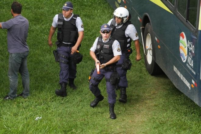 polícia bras4