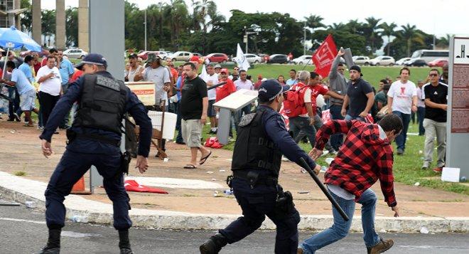 policiais brasília