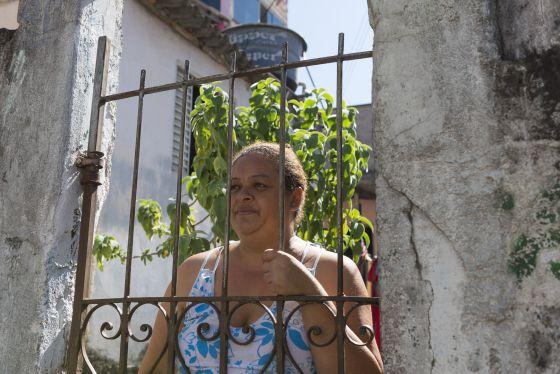 A família de Andréia consome muito menos água por dia do recomendado pela OMS. : MARTHA LU